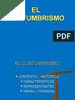COSTUMBRISMO