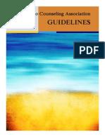 oca guidelines summer 2014