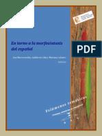 Morfosintaxis Del Español_2013