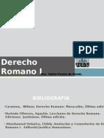 CATEDRA DE ROMANO I.ppt
