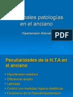 Clase Principales Patologias en El Anciano Clase 11