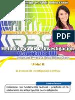 Metodologia de la Investigacion Unidad II.ppt