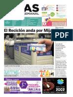 Mijas Semanal nº618 Del 16 al 22 de enero de 2015