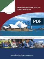 Lloyds Sydney Catalogo