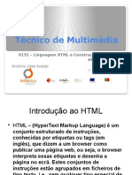 Introducao HTML