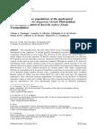 Comparison of two populations of the pantropical predator Amblyseius largoensis (Acari
