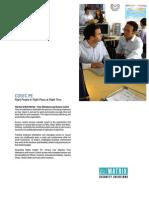 Matrix COSEC PE Brochure V1R3 July 11
