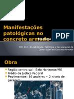 Manifestações Patológicas No Concreto Armado (1)