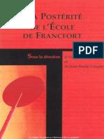 Alain Blanc_Jean-Marie Vincent - La postérité de l'école de Francfort (1).pdf
