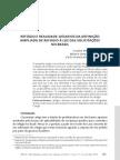 REFUGIO E REALIDADE_ DESAFIOS DA DEFINIcaO a Luz Das Solicitacoes de Refugio No Brasil (Congoleses)
