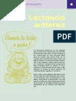 Oms - Lactancia Materna
