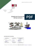 Proteccion Del Rayo en Naves