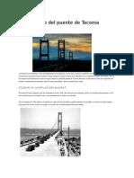 El Derrumbe Del Puente de Tacoma Narrows