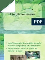 Infecţiile nosocomiale