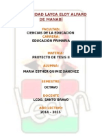 Anteproyecto Maria Quimiz
