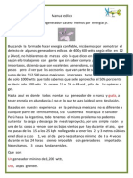 Manual Eólico Casero Al Estilo de Energiasjr 1.-Mexico (1)
