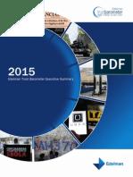 2015 Edelman Trust Barometer
