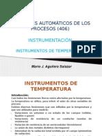 4.2. Instrumentos de Temperatura