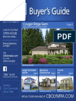 Coldwell Banker Olympia Real Estate Buyers Guide January 17th 2015