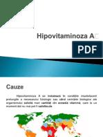 Hipovitaminoza A