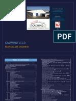 Manual de Usuario Calwind