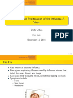 Replication and Proliferation of the Influenza A Virus
