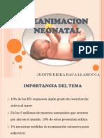 reanimacion neonatal