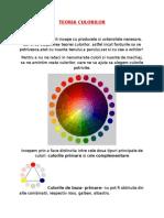 4.Teoria Culorilor