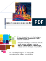 Aspectos Psicológicos Del Color