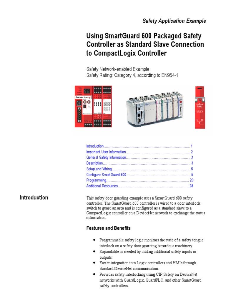 Smartguard 600 Controller Compactlogix Chingon Device Driver Logic Diagram Interlock Icon Computing