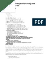 98628 Zone Design Guide