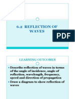 6.2 Reflections of Waves