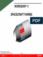 NAS120 WS10 Fairing