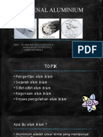 Alumunium Presentation 2