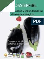 Alimentos Ecológicos -Calidad