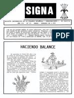 Consigna nº 15. Enero 1993. Falange Española Independiente. Galicia