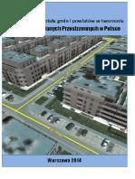 Dobre praktyki udziału gmin i powiatów w tworzeniu Infrastruktura Danych Przestrzennych w Polsce
