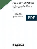 Indice Del Libro de Joan Vicent