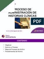 Proceso Archivo