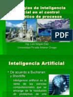 Inteligencia Artificial en El Control Industrial de Procesos