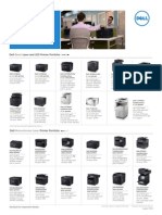 Dell Printers Quick Reference Guide v3