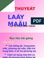 Ly Thuyet Lay Mau