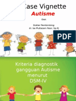 Case Vignette Autisme
