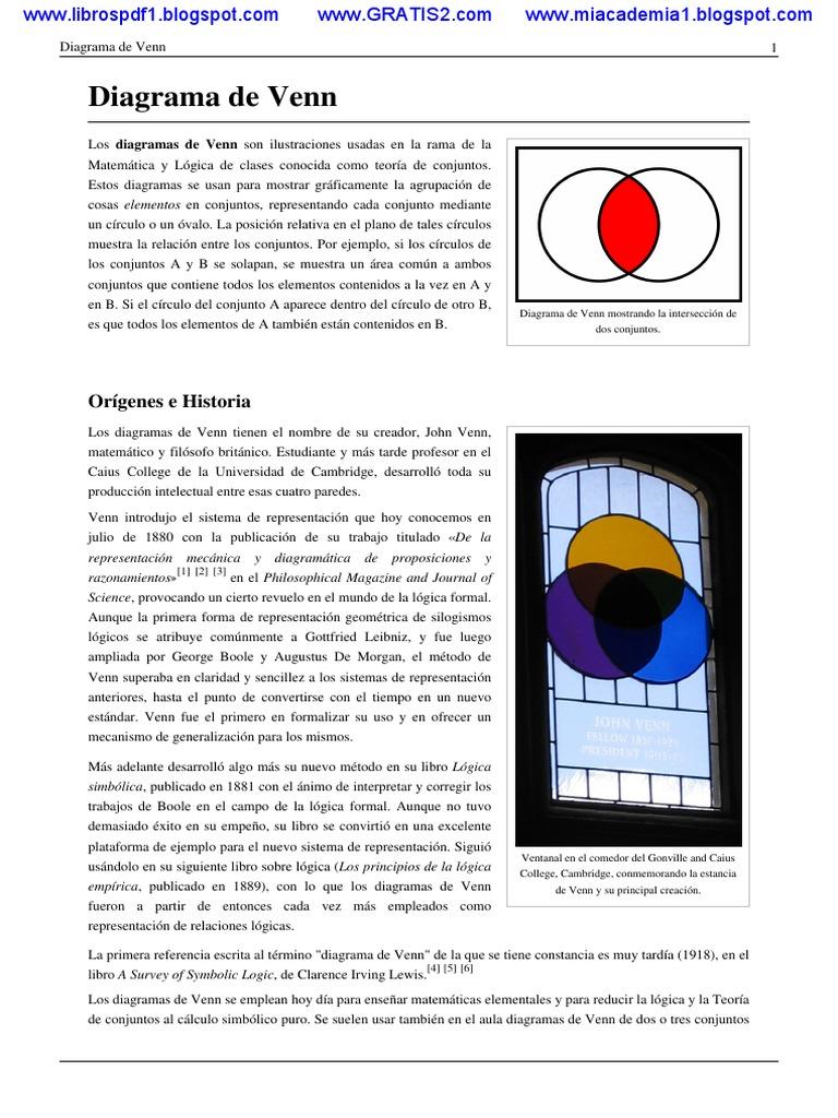 Diagramas de venn y sus aplicaciones practicas ccuart Gallery