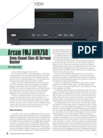 avr750 review