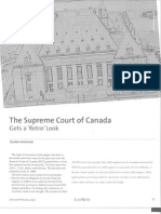 6. Supreme Court of Canada Gets SHORT