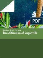 Luganville Beautification Design Brief