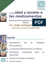 Industria Farmaceutica Establecida