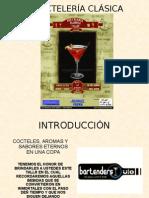 COCTELERÍA CLÁSICA PRESENTACION.ppt