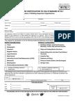 CWB 178.1 Certification